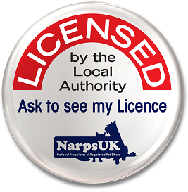 licenced narps certificate