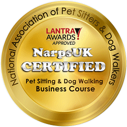 paws a while with me is narps certified